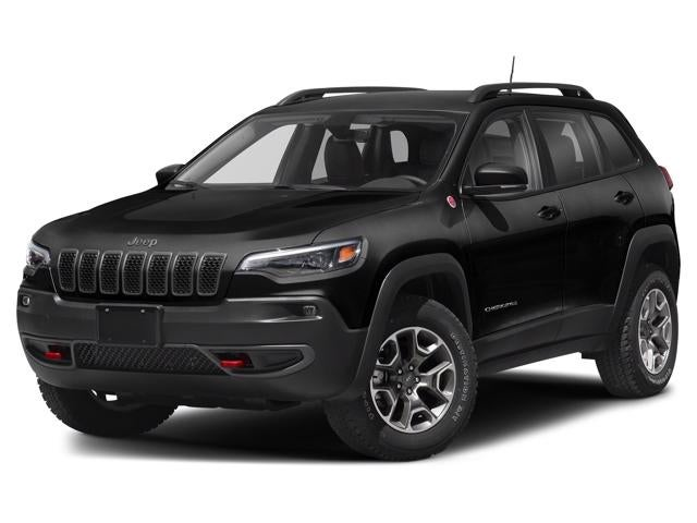 Used 2019 Jeep Cherokee Trailhawk with VIN 1C4PJMBX9KD328610 for sale in Two Harbors, Minnesota