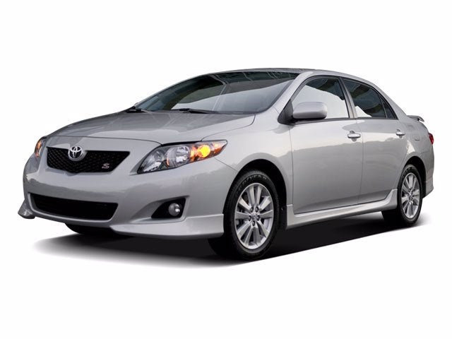 Used 2009 Toyota Corolla  with VIN 1NXBU40E99Z121692 for sale in Two Harbors, Minnesota