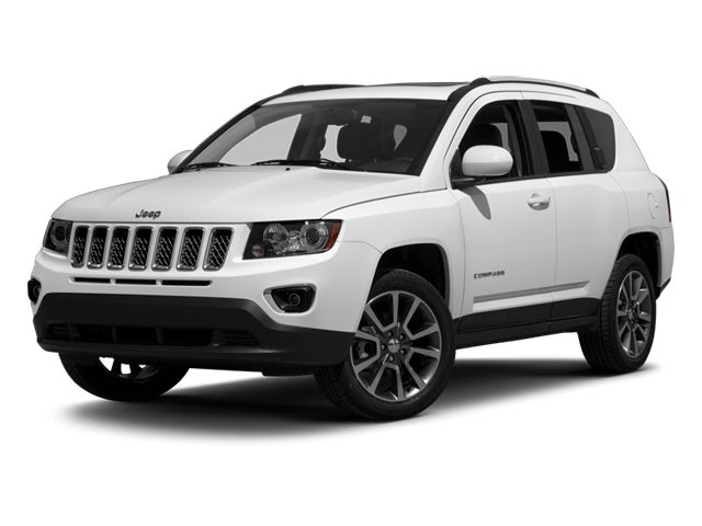 Used 2014 Jeep Compass Sport with VIN 1C4NJDBB2ED593241 for sale in Two Harbors, Minnesota