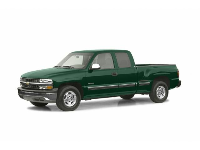 Used 2002 Chevrolet Silverado 1500 LS with VIN 2GCEK19T021410811 for sale in Two Harbors, Minnesota