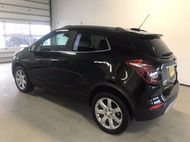 Used 2018 Buick Encore Essence with VIN KL4CJGSB3JB534000 for sale in Two Harbors, Minnesota